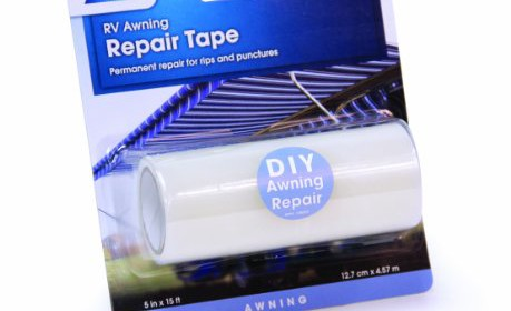Camco 42623 5 X 15 Awning Repair Tape Rv Awnings Store