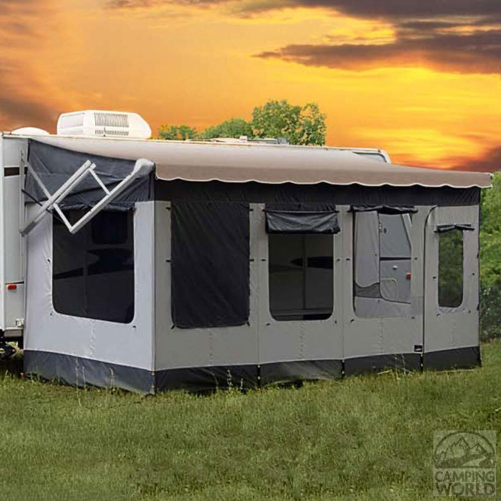 Portable Screen House With Floor : Carefree vacation r screen room for ′ to