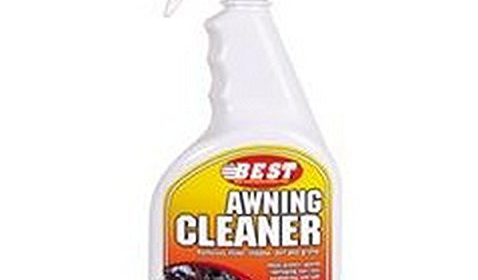 RV Trailer PROPACK Best 32Oz Awning Cleaner